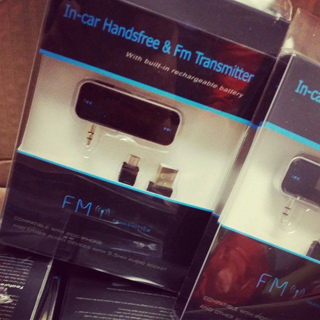 FM transmitter back in Stock at ATXPowerSupplies.com. Last time we sold out of the 100 we had in about 3 hours. This time we have 1000 so hopefully they will last a little while. Get yours while they last: ATXPOWERSUPPLIES.COM/FM TRANSMITTER PowerSupplies ATXPowersupplies FMTransmitter StockingStuffer StockingStuffers