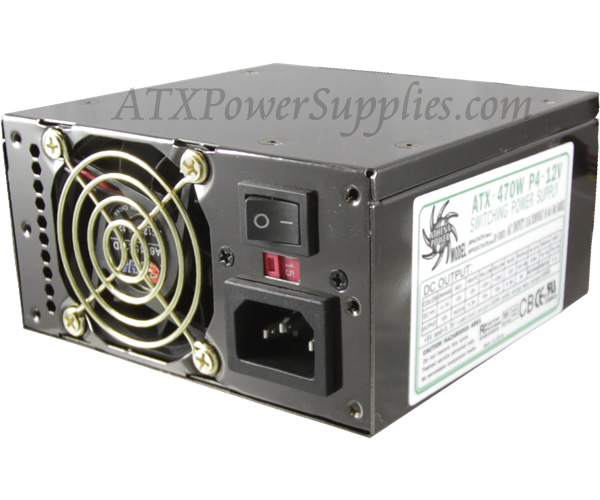 New Power Supply Upgrade for emachine eTower 266 Micro SFX Desktop Computer
