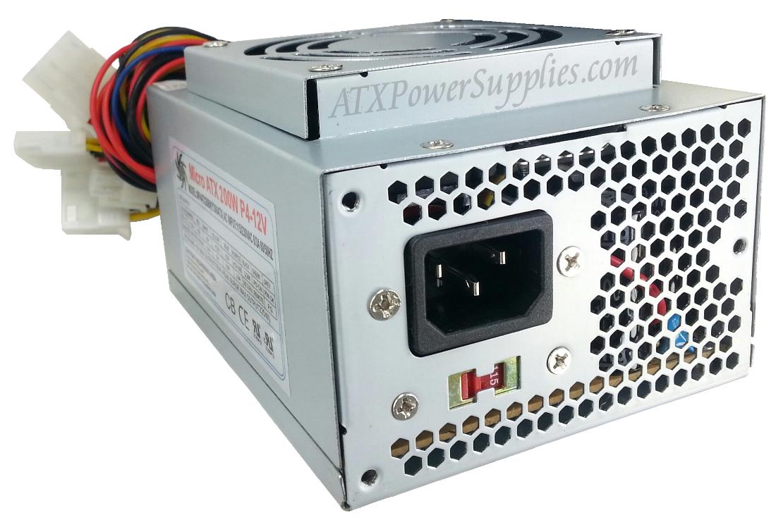 Athena AP-MP4ATX20B 200 Watt Power Supply
