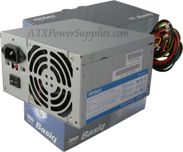 Antec 350W Power Supply Basiq BP350 600x500 antec basiq 350 watt power supply bp350 Case 410 Wiring-Diagram at bayanpartner.co