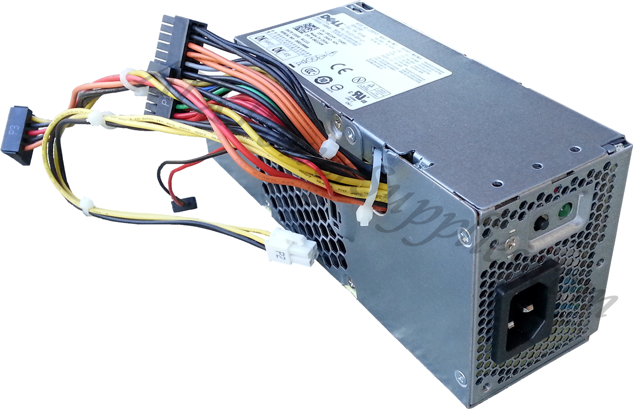 Dell L235P 01 235 Watt Power Supply large 1 dell l235p 01 235 watt power supply Dell Gx Optiplex Power Supply at eliteediting.co