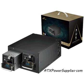 Redundant ATX Computer Power Supply FSP TWINS500 500 Watt