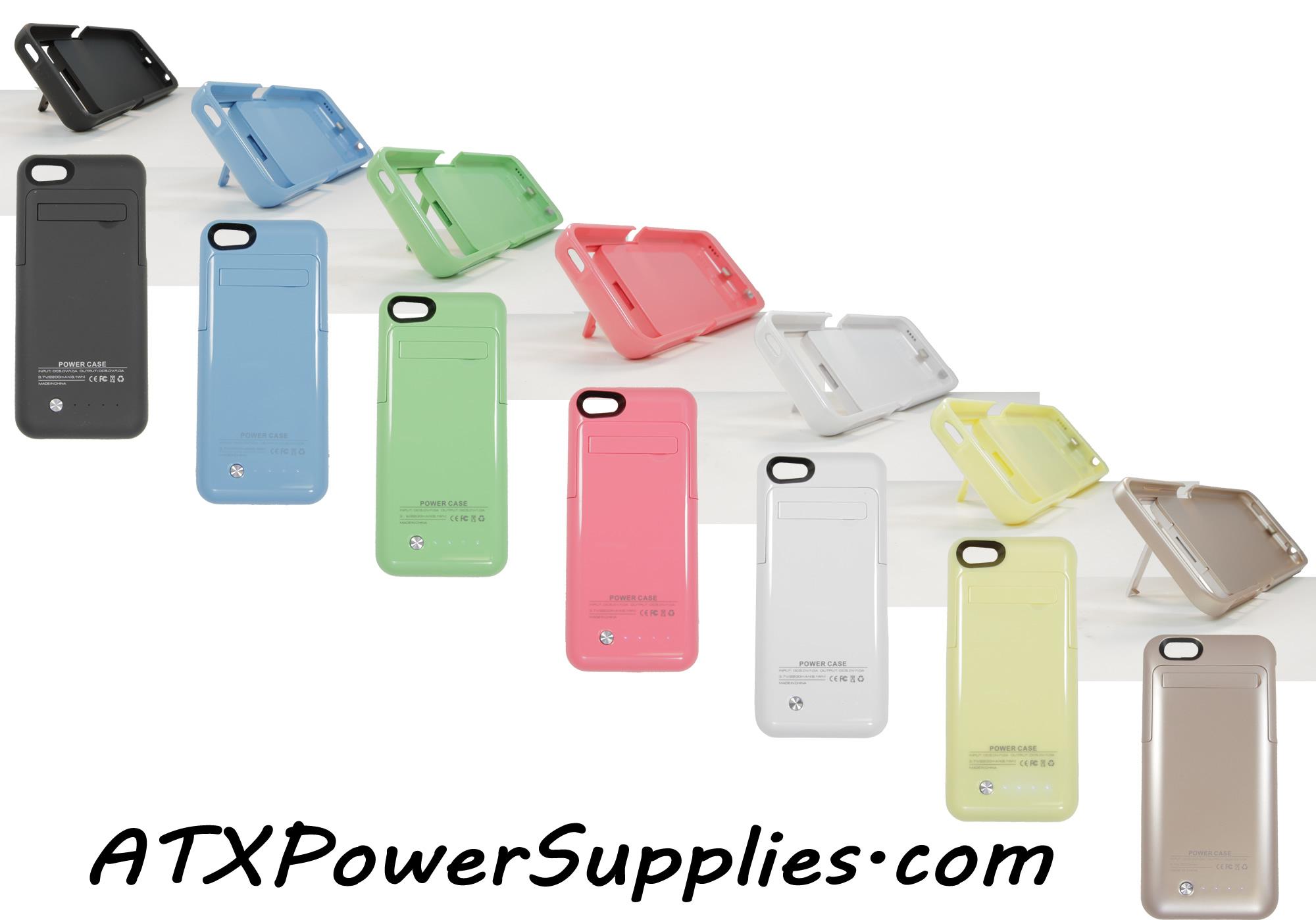 iPhone 6 Plus 4200 mAh Powered Charging Case