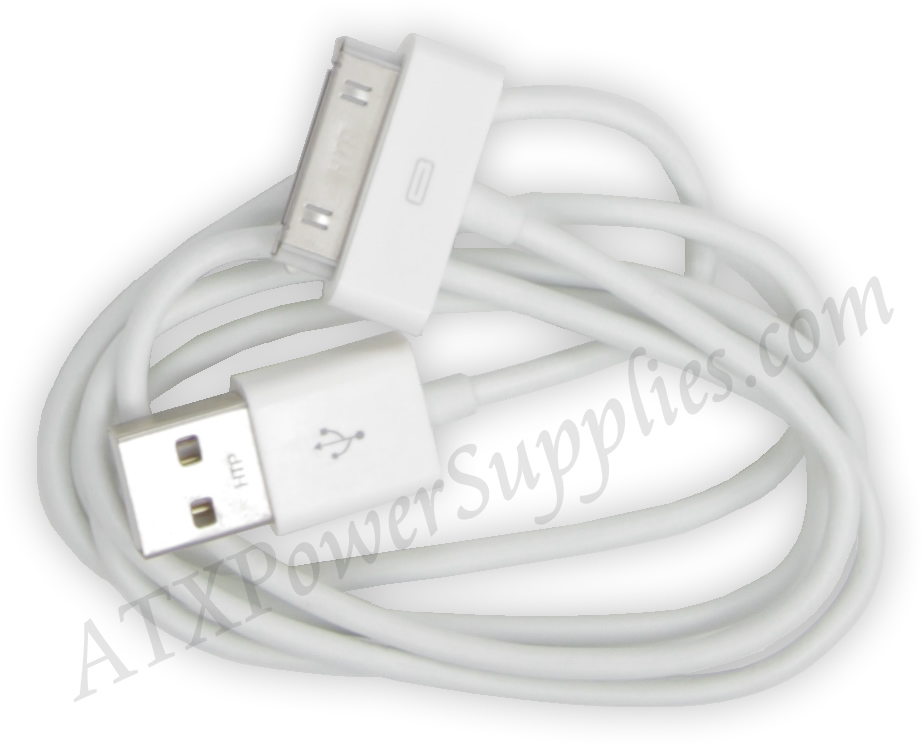 iPhone 4 4S USB Charger Cable 3ft 1M