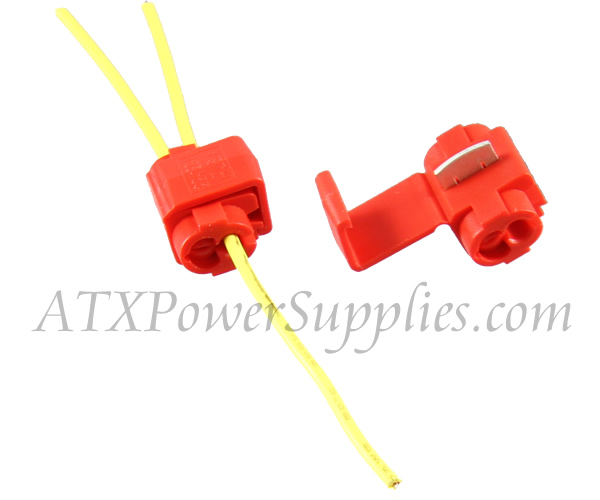 Power Supply 18-22 AWG Wire Splice Kit